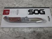 "SOG FIELDER FOLDING KNIFE, 3.5"" BLADE BRAND NEW!"